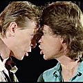 David bowie et mick jagger - dancing in the street