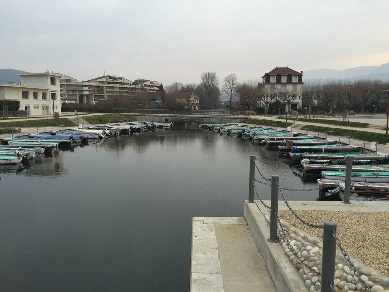 Aquarium du lac du Bourget à Aix-les-Bains