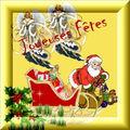Joyeuses fêtes a tous