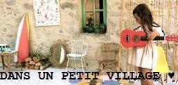 dans un petit village