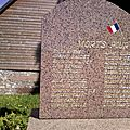 Monument aux Morts St Victor