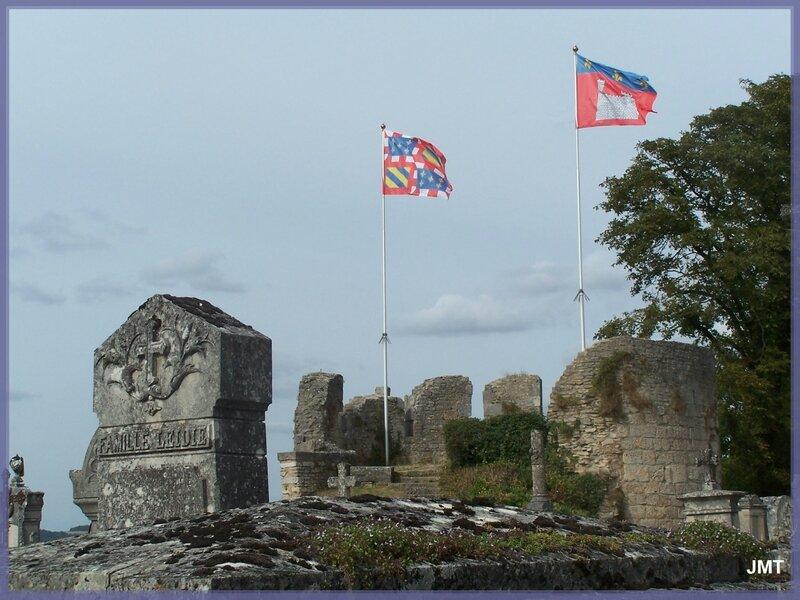 château de Châtillon tour panorama