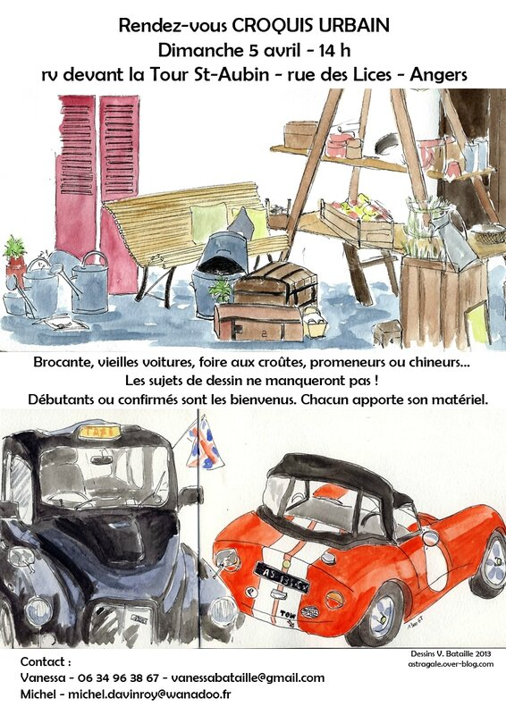 proposition Brocante 5 avril