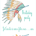 Photo couverture carte anniversaire