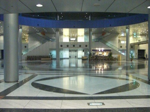 Telecom Center - Entrance Hall