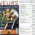 Ma revue de presse culinaire française pour septembre 2014 (+ vidéo)