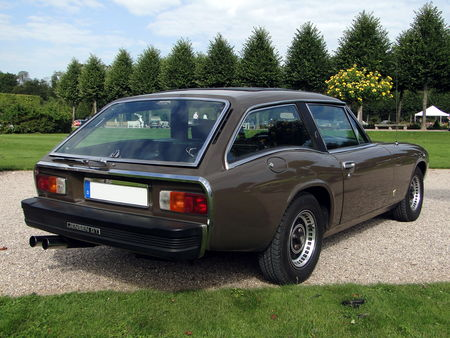 JENSEN GT Coupe 1976 Classic Gala de Schwetzingen 2010 2