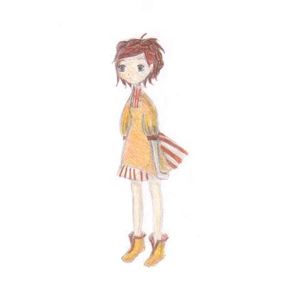fille_orange