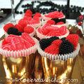 confiserie-coeurdartichaut.com caissette or et bonbons rouge et