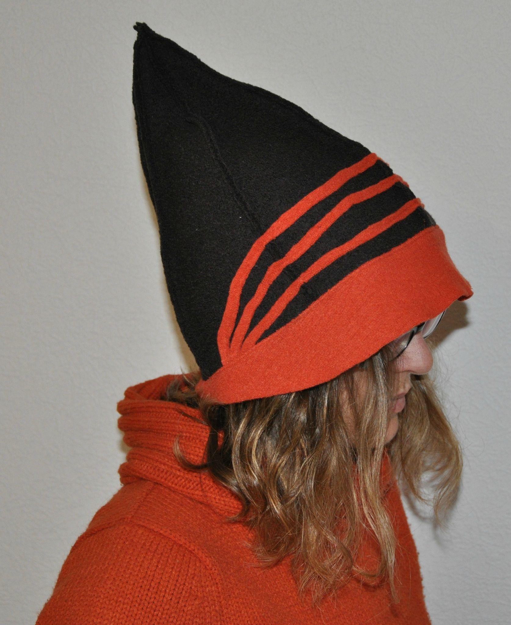 bonnet porté
