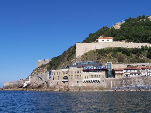 Donostia-port & aquarium