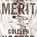 {cover reveal} - without merit, colleen hoover