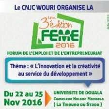 forum de l'emploi et l'entrepreneuriat