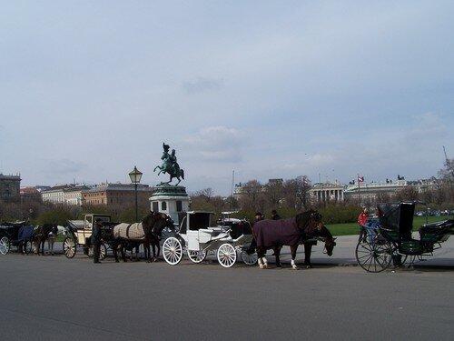 Vienne-Heldenplatz