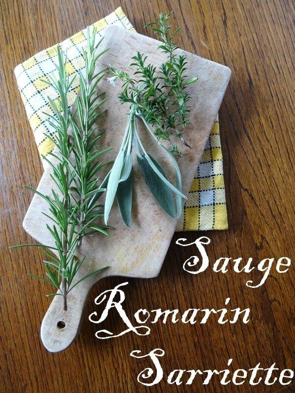sauge-romarin-sarriette