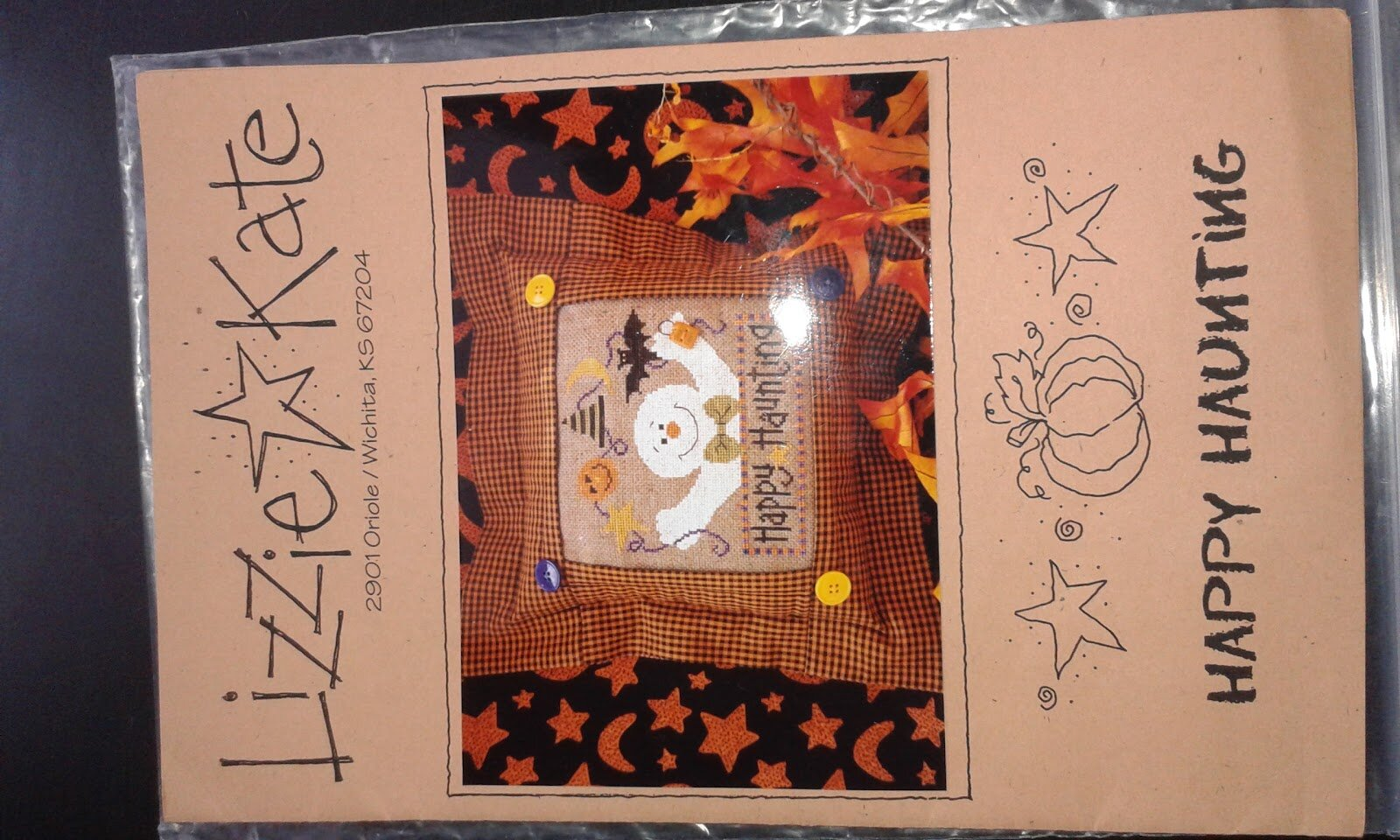 Lizzie Kate Happy haunting (2 euros)
