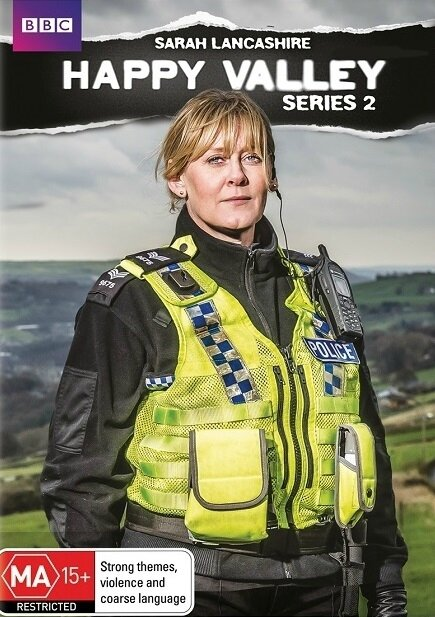 Happy Valley S2 jaquette