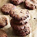 Biscuits au sarrasin (vegan et ss gluten)
