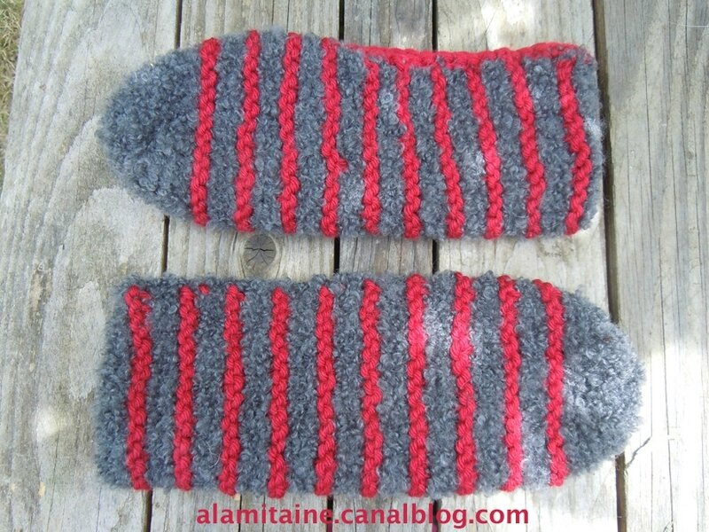 chaussons quebec35