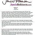 Jancis robinson loves domaine coudoulis!