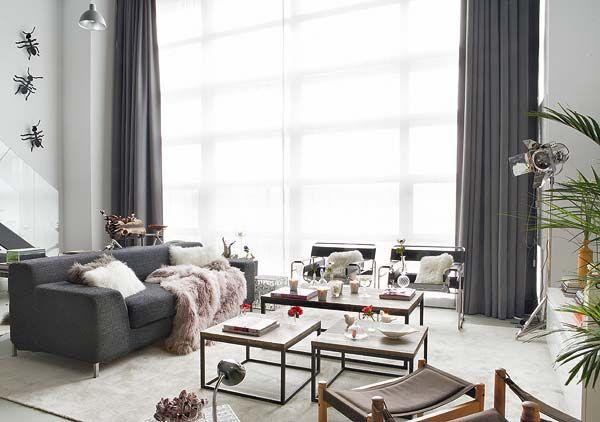 M lange de styles r ussi une very stylish fille by for Ideas decoracion loft