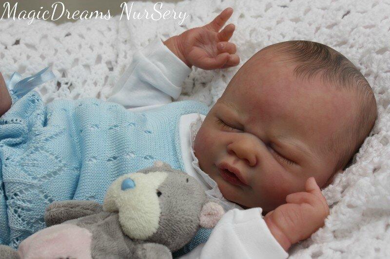 Ethan, doll kit Ethan de Nicole Russell