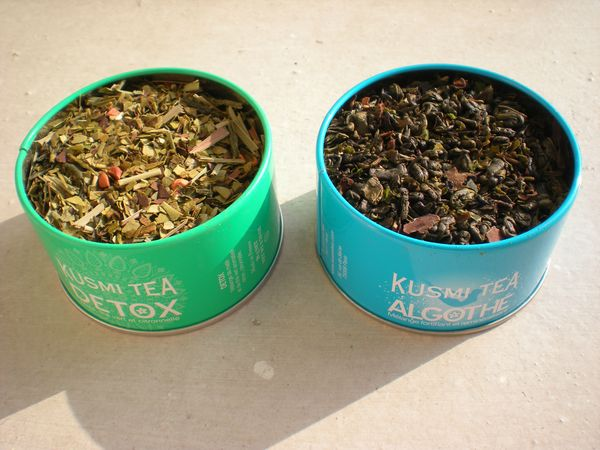 Kusmi Tea - Detox &amp; Algothe