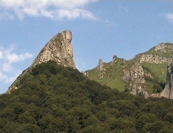 Puy de Sancy 1886 m - Puy-de-Dôme