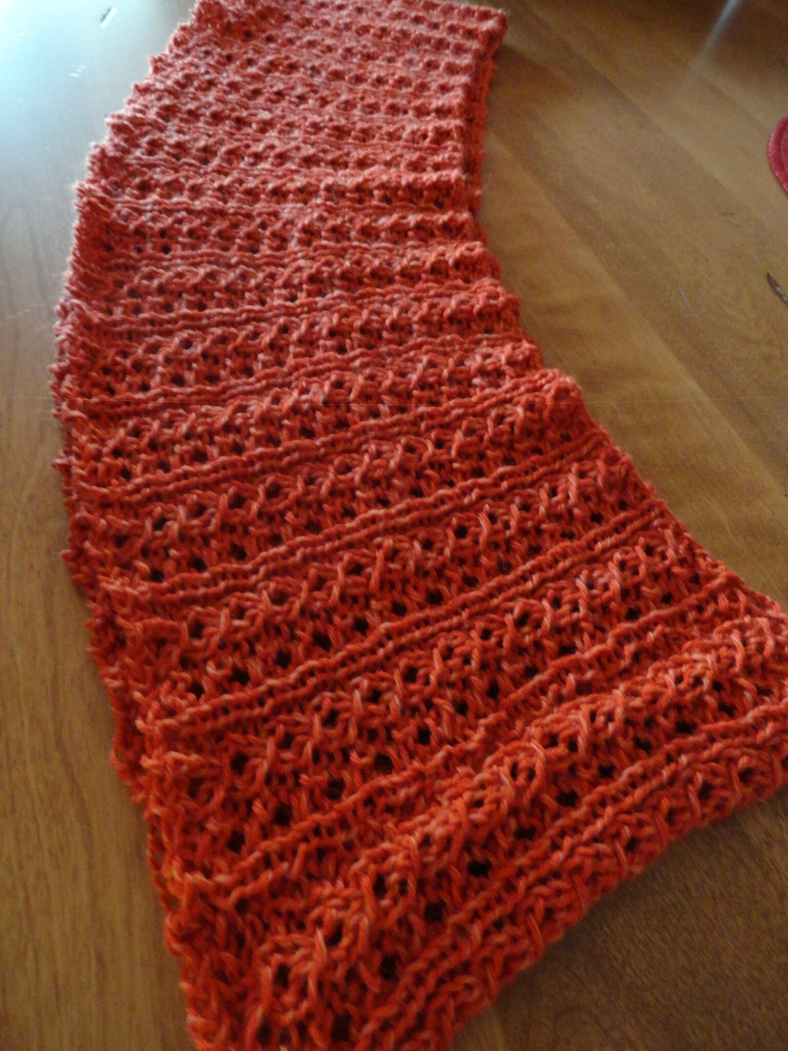 Stockholm scarf