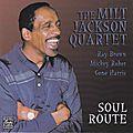 Milt Jackson - 1983 - Soul Route (Pablo)