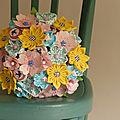 Mes dernières créations florales