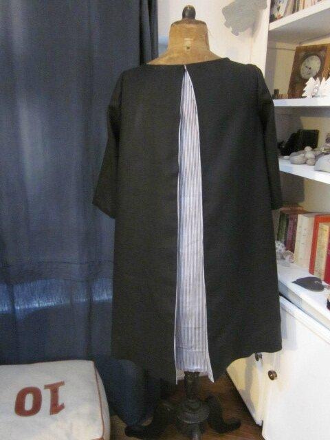 Le patron du mois : La robe ODETTE...