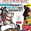 Les super-héros français dans le magazine mythologie
