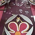 table de Pâques 2011
