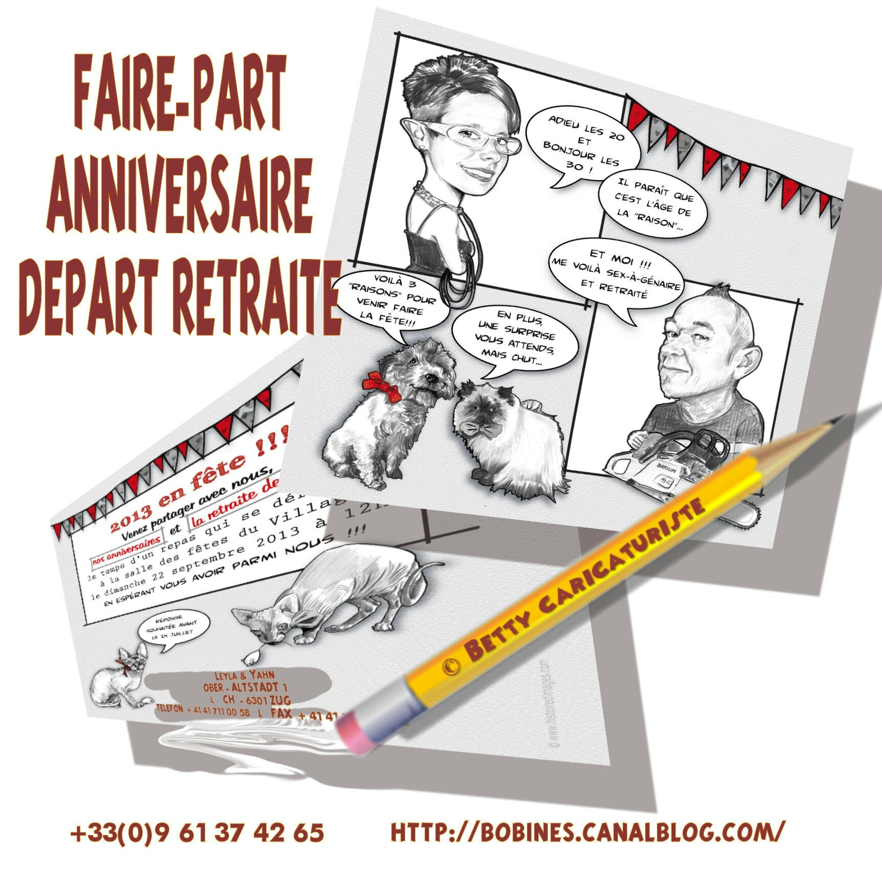 d part retraite tous les messages sur d part retraite caricaturiste betty caricatures. Black Bedroom Furniture Sets. Home Design Ideas