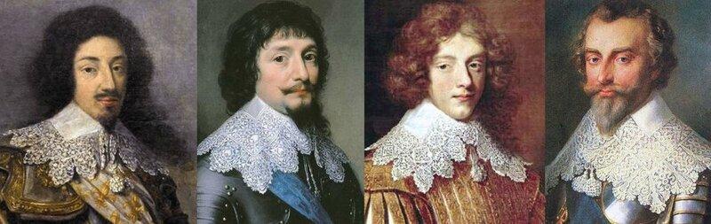 le rabat vers 1629-1630