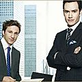 Suits vs. franklin & bash [pilotes]