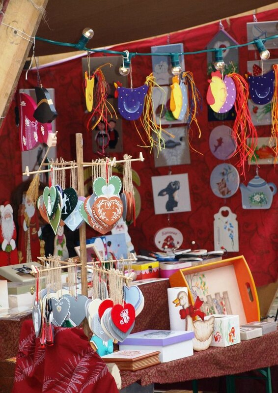 MARCHE NOEL MEDIEVAL RIBEAUVILLE 020