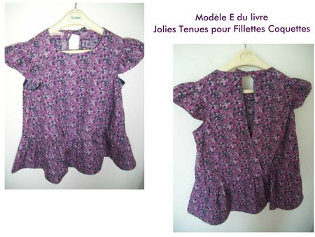 Blouse E-JTFC
