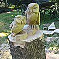 Sculpture d' été a haguenau