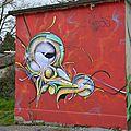 Les peintures murales de pau pyrénées-atlantiques