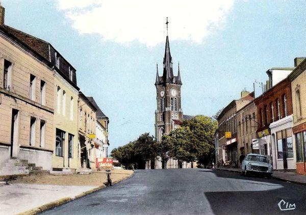 WIGNEHIES-Rue Jean Jaurès (3)