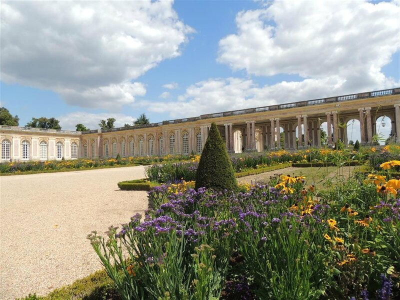 Jardins du grand Trianon