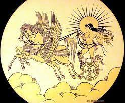 Apollon et le char du Soleil