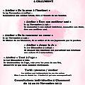 Ateliers et consultations individuelles sur chaumont (52) novembre 2013