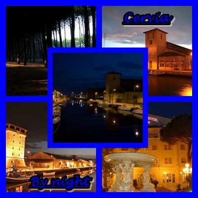 Cervia night