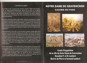 Carton invitation expo Lambert et acquisitions NDG