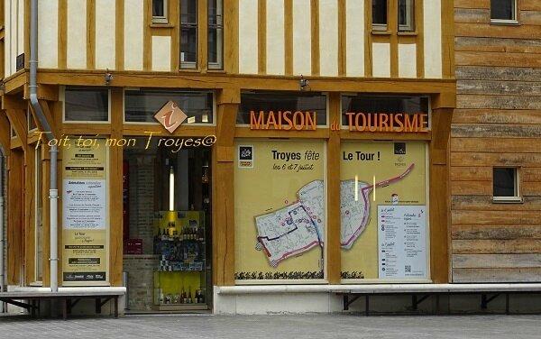 Maison du Tourisme Troyes