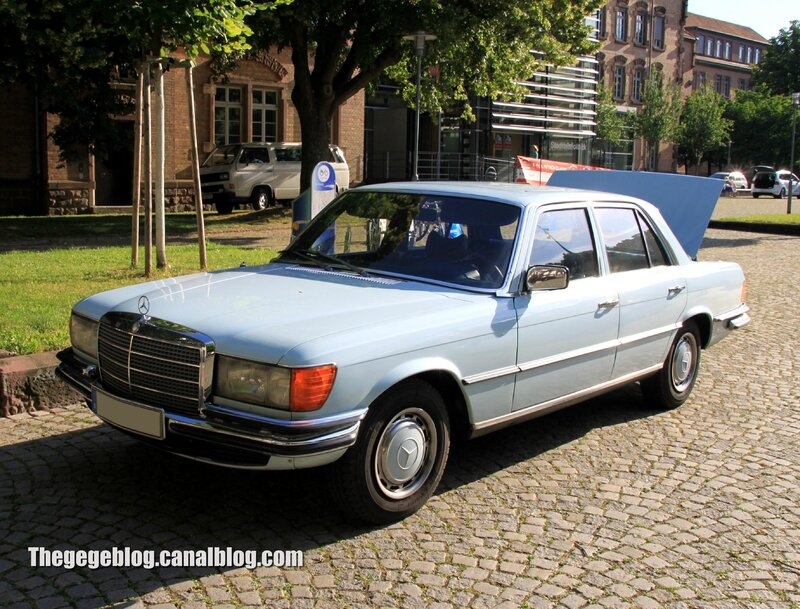 Mercedes 280 SE (Paul Pietsch Classic 2014) 01