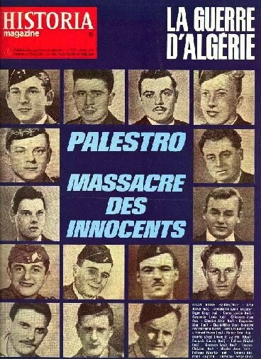 Historia innocents Palestro